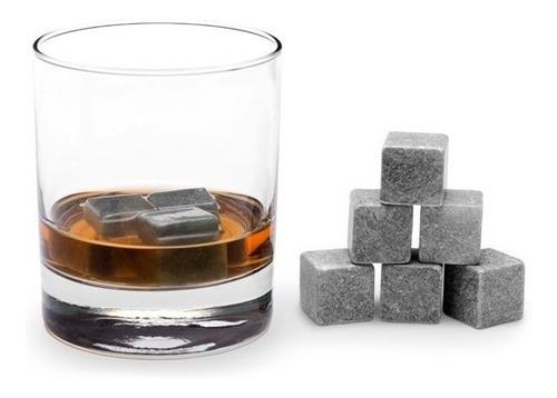 set 12 rocas  whisky stones  cubo sustituto de hielo bebidas