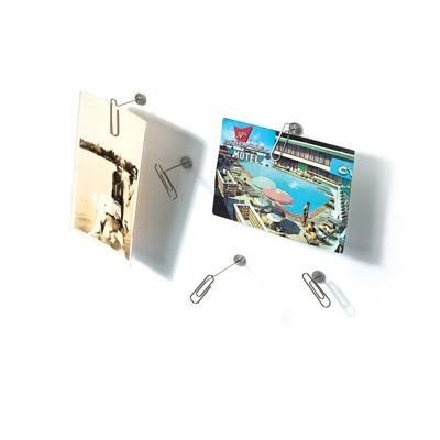 set 12 soportes p/fotos marca umbra - modelo clipster