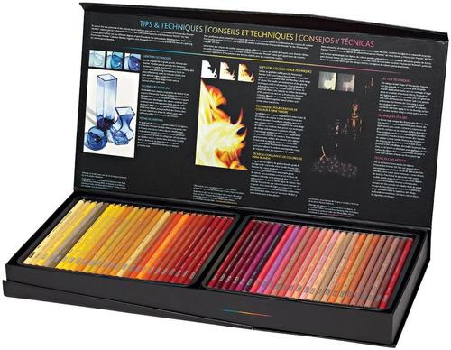 set 150 lápices de colores prismacolor premier núcleo blando