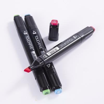 set 168 lápices marcadores doble touchfive original