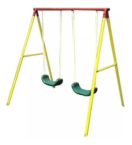set 2 en 1 hamaca jardin exterior juegos niños infantiles