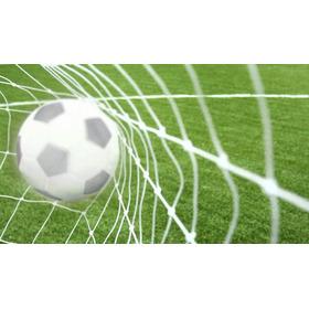 Set 2 Red Malla Para Arco Portería Baby Fútbol/envío Gratis