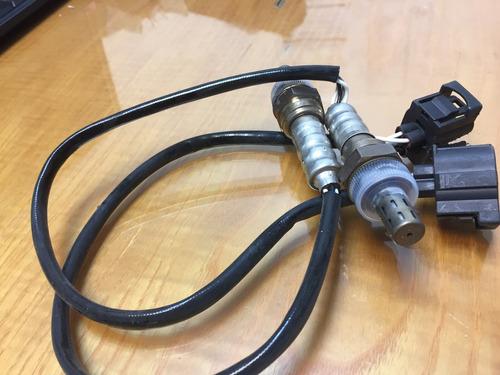 set 2 sensores de oxigeno para chrysler ram dodge honda jeep