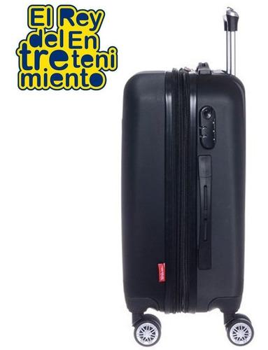 set 2 valijas wilson rígidas maleta p/ viaje garantía el rey