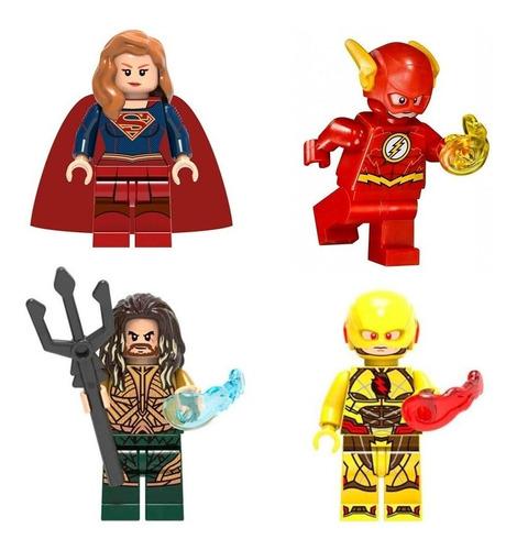 set 20 figuras avengers compatibles con lego