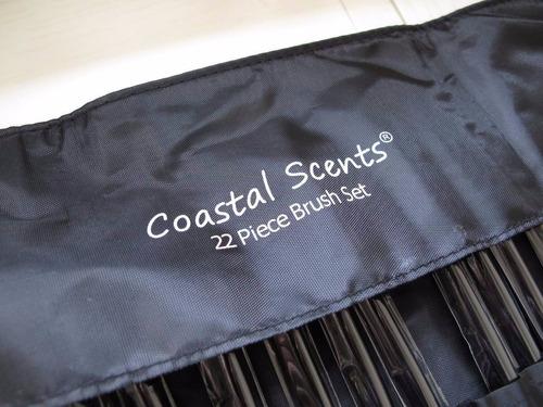 set 22 brochas original coastal scents de usa