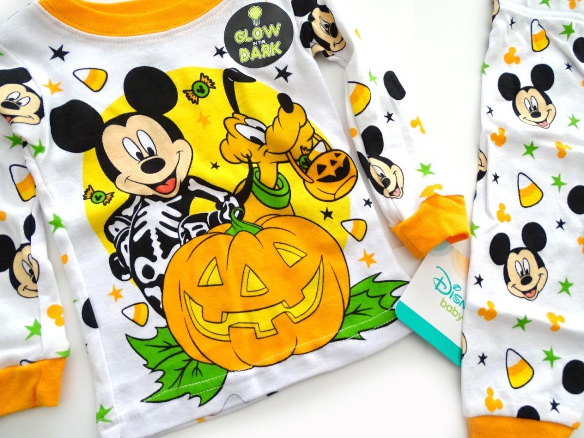 0a0ab6f1d Set 2/p Pijama Disney Store Mickey Y Pluto 9 Meses 24 Meses - $ 780 ...