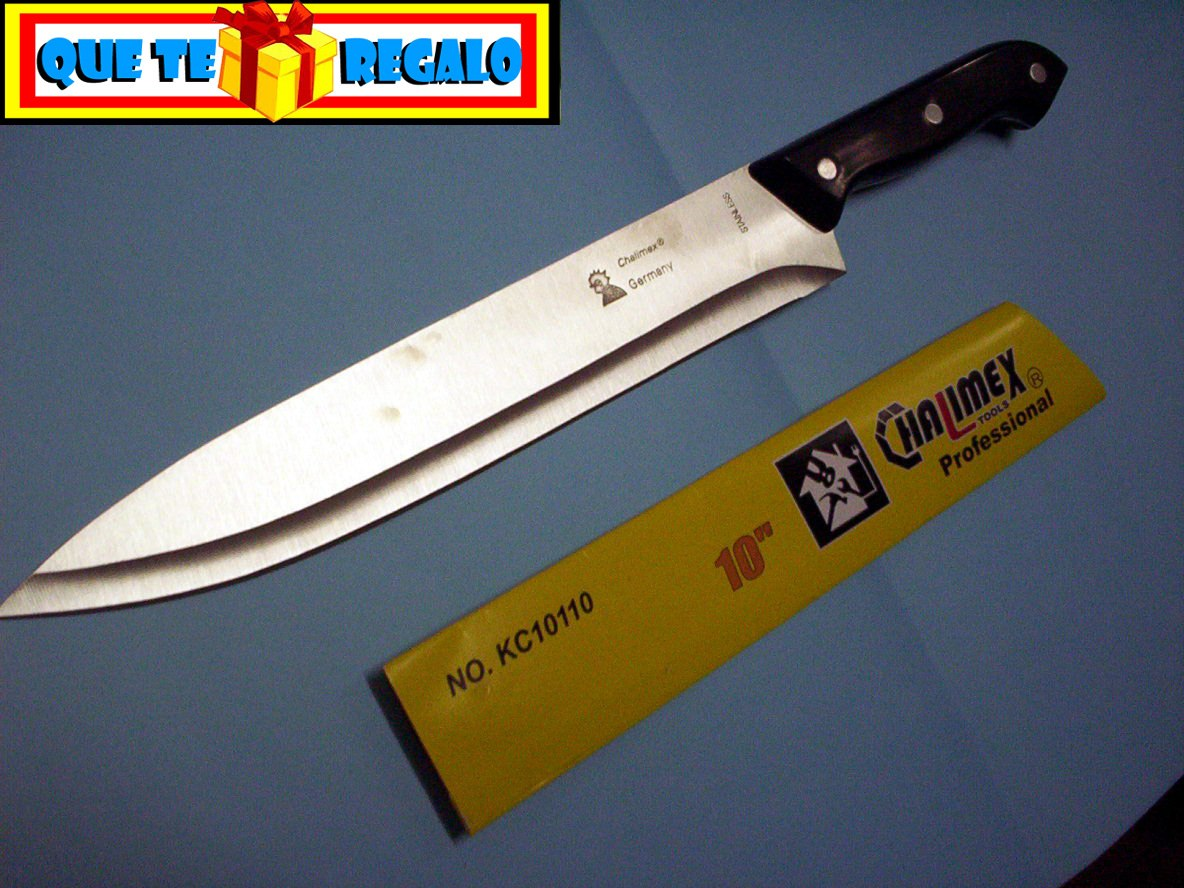 Tatuaje Cuchillo Chef