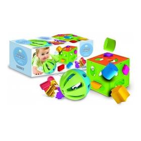 Set 3 En 1 Didactico Primera Infancia Duravit Encastre