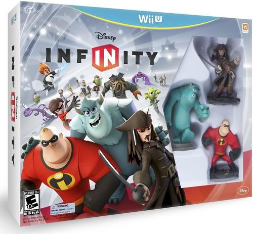 set 3 figuras disney infinity nintendo wii u ibushak gaming