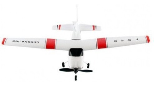 set 3 helices y cono para avion rc wltoys f949 mini cessna