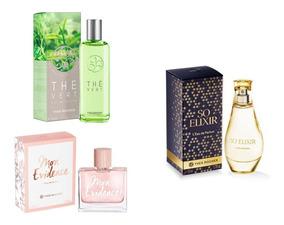 Rocher Super Set Yves Para Dama PrecioRegalo 3 Perfumes 8OPkX0wn