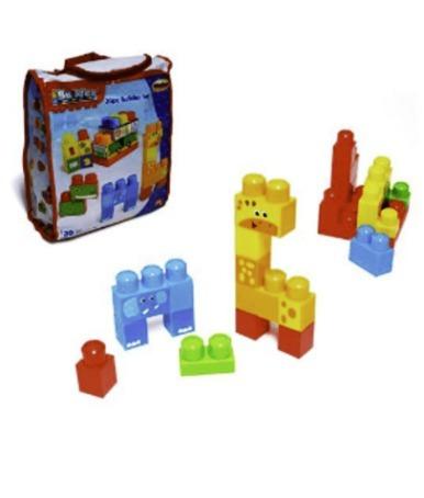 set 30 bloques grandes en bolsa winfat
