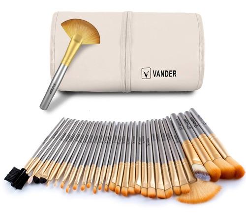set 32 brochas maquillaje profesional ojos envio gratis