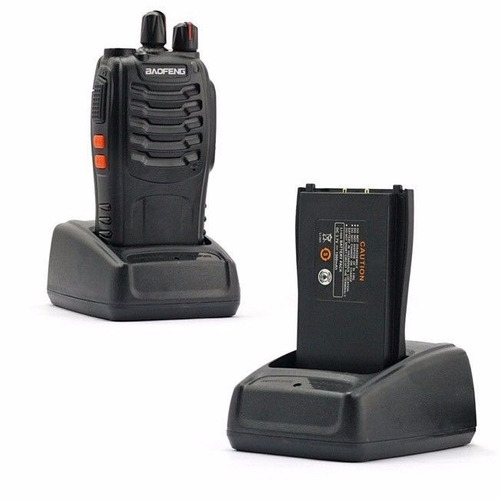 set 4 radios baofeng bf-888s walkie talkie !!envio rapido!!!