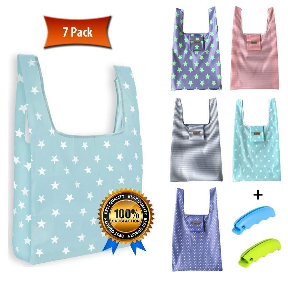 841b04183 set 5 bolsas ecologica de supermercado reutilizable jumbag. Cargando zoom.