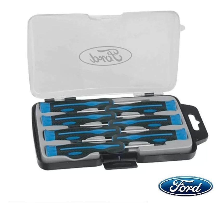 /Juego de 7/destornilladores Ford Tools/