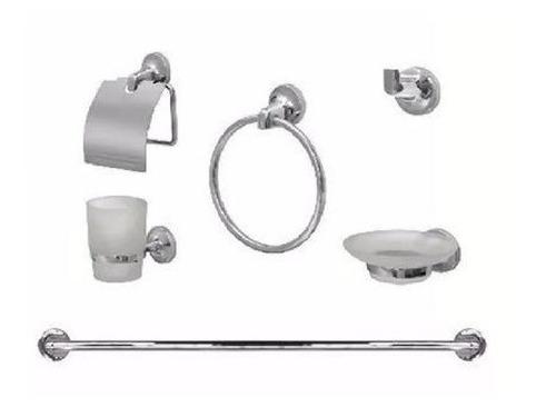 set accesorios para baño