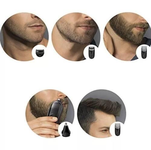 set  afeitado braun multifunción 6en1 cabeza y cara r3289