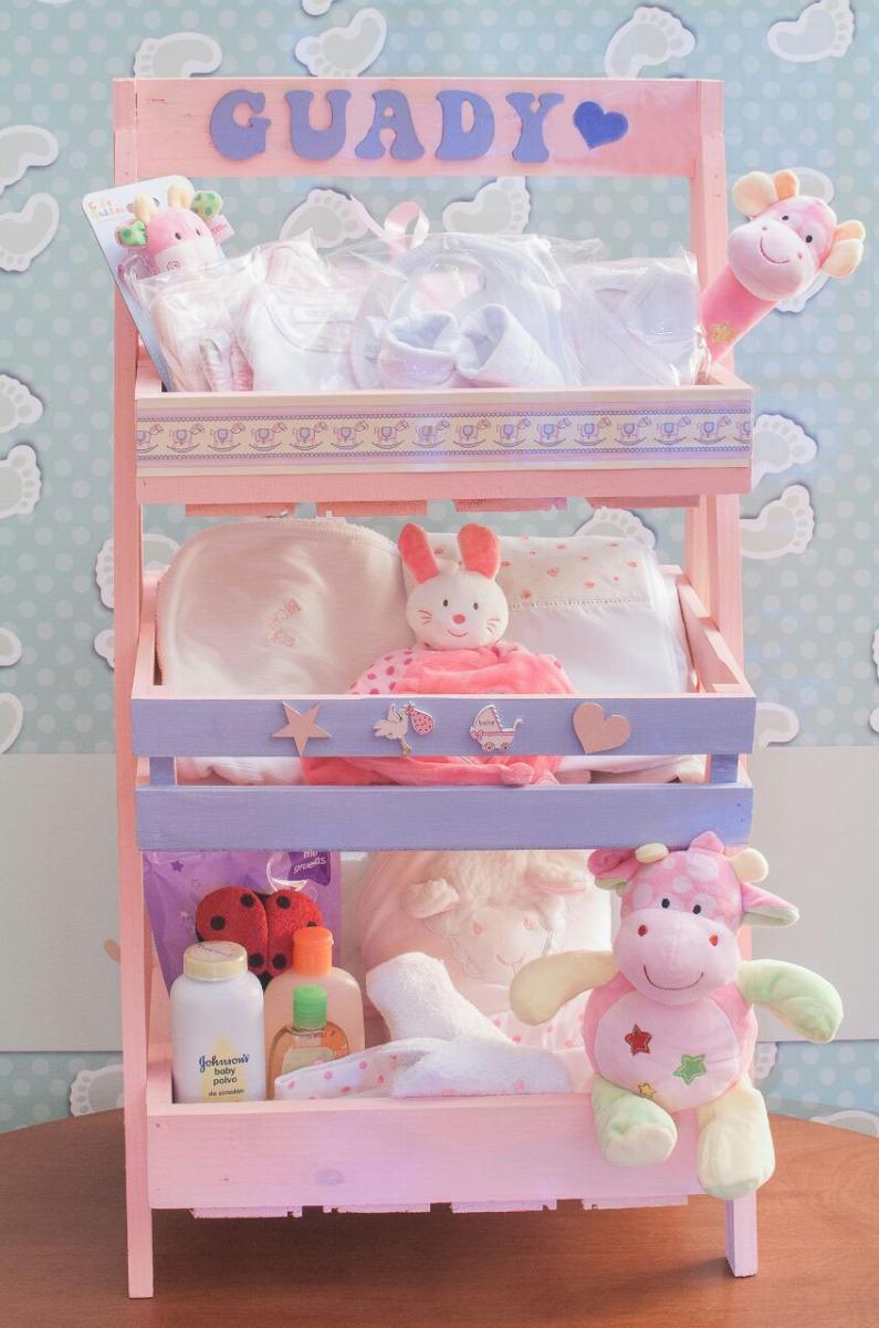 Set Ajuar Regalo Bebe Baby Shower Con Ordenador -   4.190 0c48341efb3