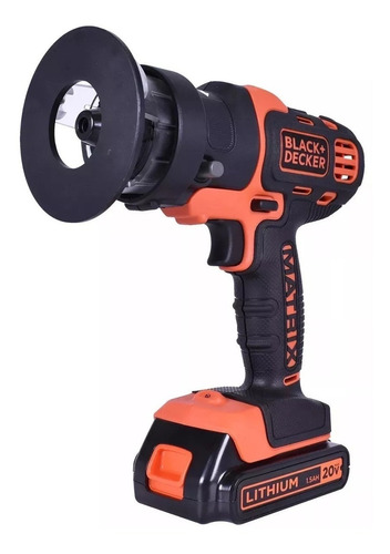 set atornillador herramientas black decker matrix 20v 6 en 1