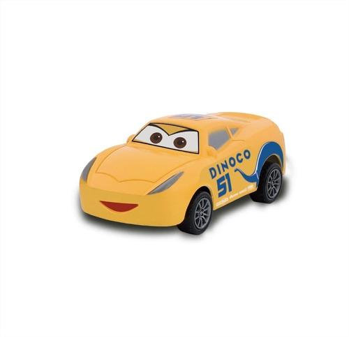 set autos pull back ditoys disney pixar cars personajes