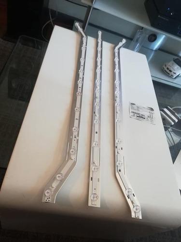 set backlight cintas led para smart tv samsung un40h5103ag
