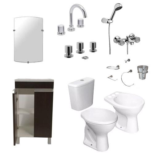 set baño sanitarios