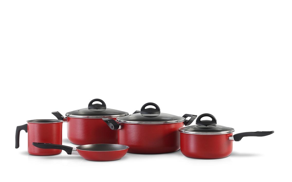 Set Bateria Cocina Brinox 8 Piezas Envio Gratis Metinca 24 990  # Muebles Metinca