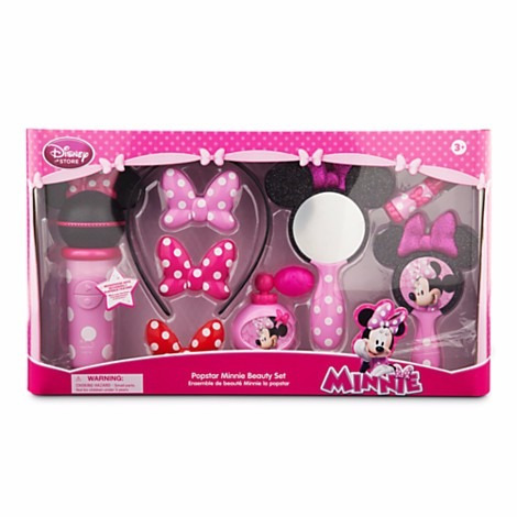 set belleza minnie mouse popstar sonidos a1656
