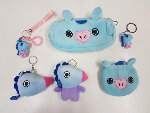 set bt21 mang (j hope) peluche accesorios bts kpop