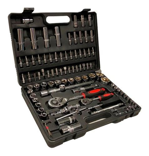 set caja de dados juego herramientas 94 pieza ml2835