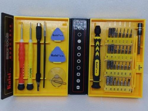 set caja destornilladores herramientas celular ya xun y3801