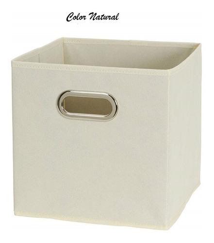 set caja organizadora plegable 6 cubos /rebajado