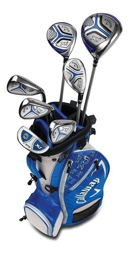 set callaway junior xj3 level 3 blue