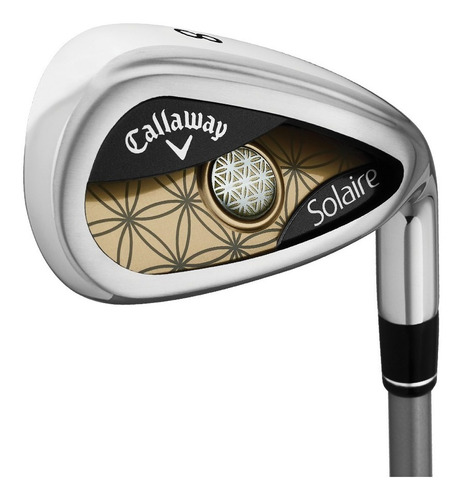 set callaway solaire 18 champagne 11pc dom