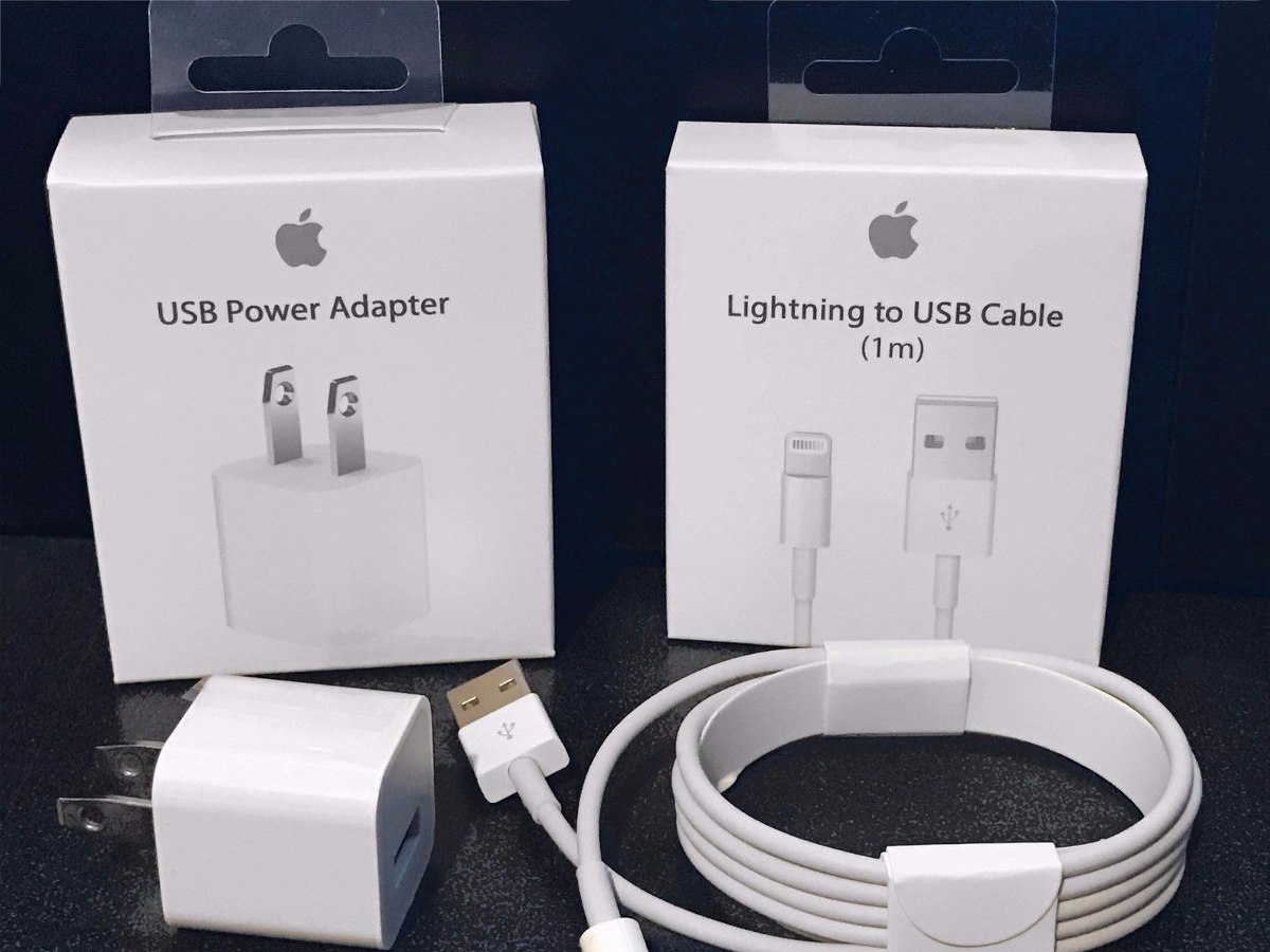 dd5e0778deb set cargador cable lightning original apple iphone 5 6 7 8 x. Cargando zoom.