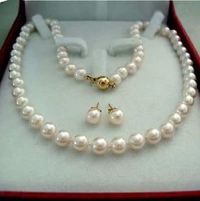9d061d7c41a1 Collar De Perlas Cultivadas - Mercado Libre Ecuador