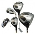 set completo de golf wide track golden bear - buke golf