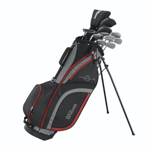 set completo golf wilson profile xls | the golfer shop