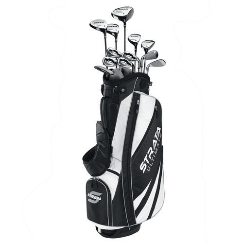 set completo strata ultimate palos de golf principiantes