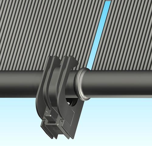 set conexiones heliocol platinum climatización solar pileta