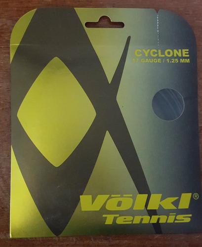 set cordas völkl cyclone, cyclone tour, v-pro gauge 17g fg