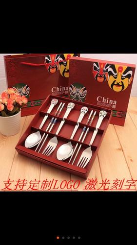set cuchara,palito y tenedor