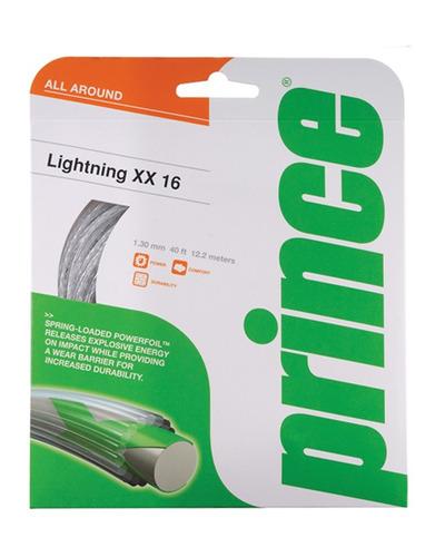 set  cuerdas prince lightning xx 16