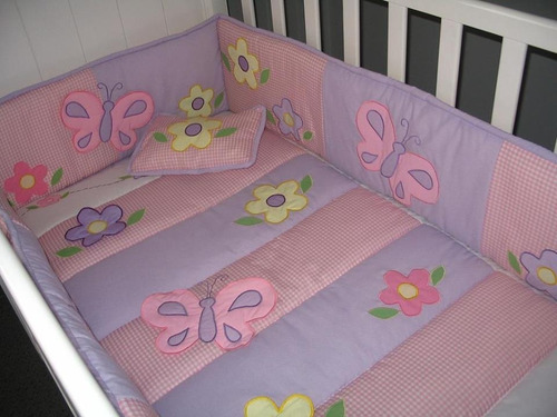 set cuna para bebé