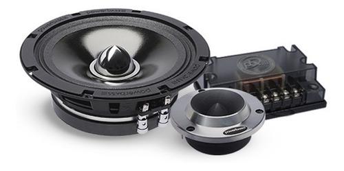 set d medios bajo powerbass 4xl 65c slim open show bala twee