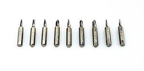 set de 10 piezas destornillador de precisión 7525ts se