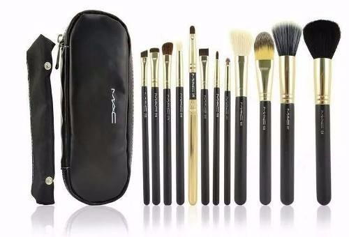 first look fashion styles official site Set De 12 Pcs Brochas Para Maquillaje Profesional Mac