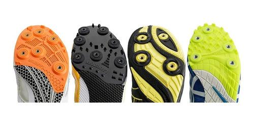 set de 140 tacos para calzado atletismo spikes 6mm clavos